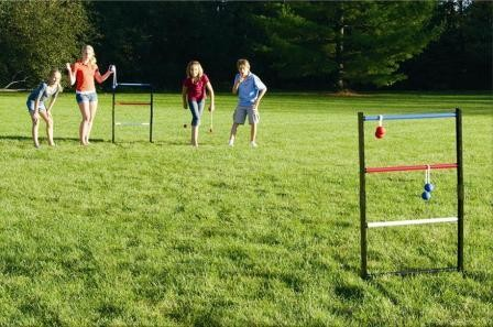 Ladder Ball Plans & Building Instructions