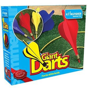 Giant Darts Outdoor Garden Game