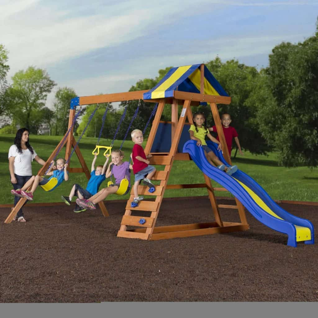 Best Swing Set for Toddlers